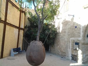 Les oranges de Jaffa